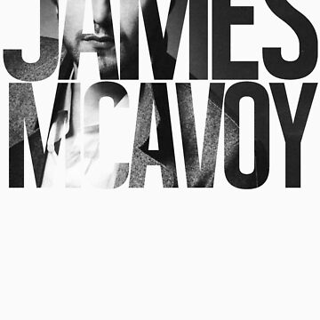 James Mcavoy  by hannahollywood