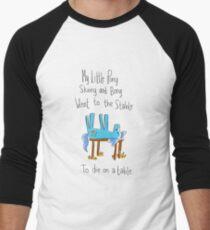 My little pony  Men's Baseball ¾ T-Shirt