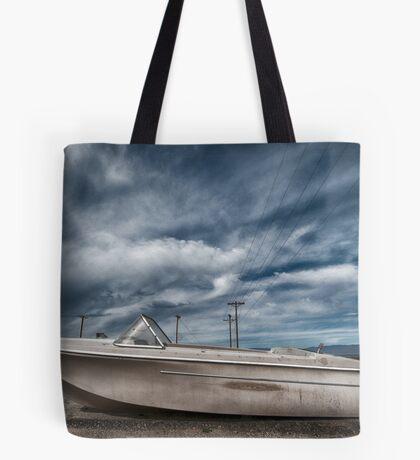 Salton Sea Series: Dry Dock Tote Bag