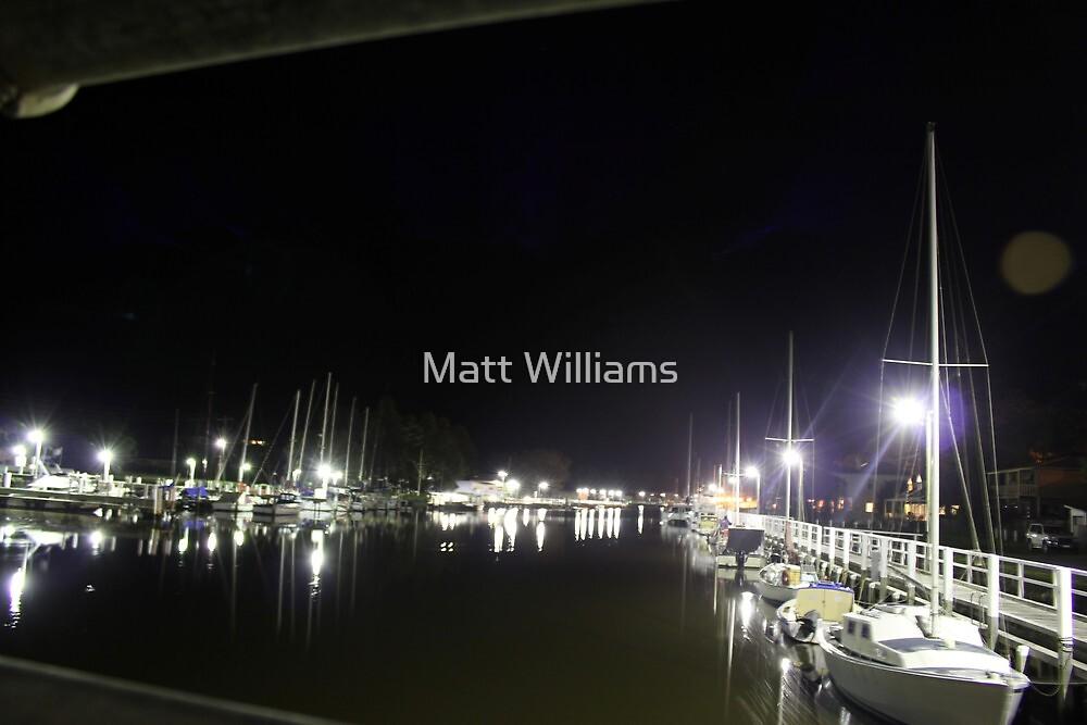 Port Fairy by Matt Williams