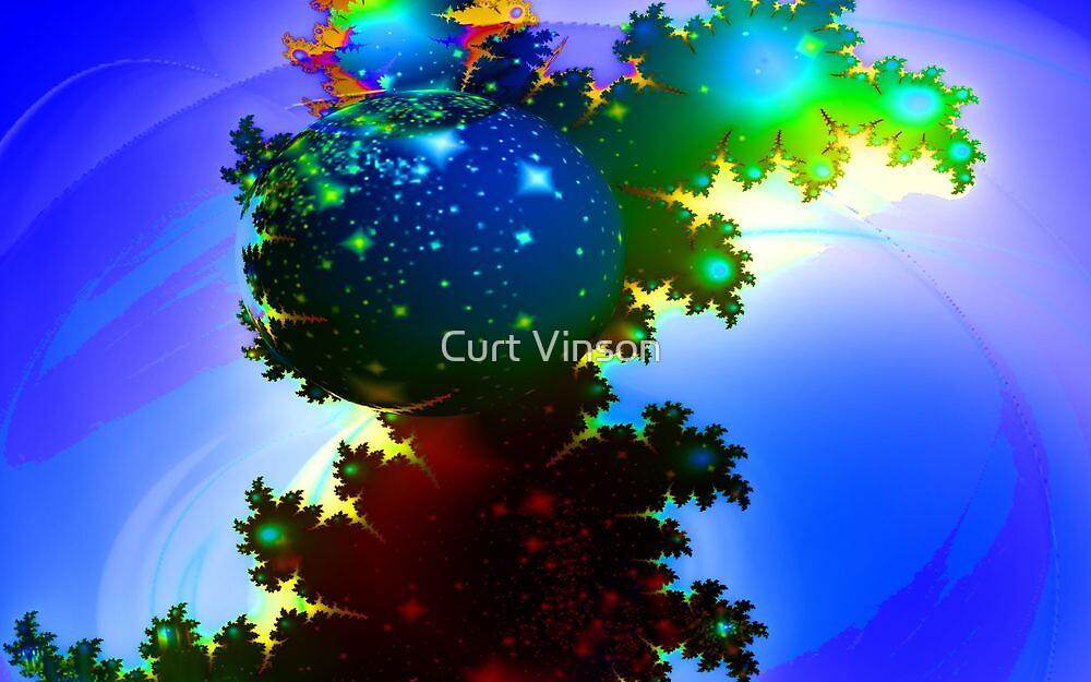 """N~Theory""  by Curt Vinson"