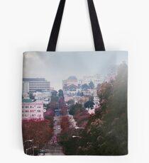 Webster Street  Tote Bag