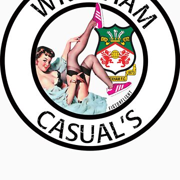 Wrexham Casuals by fightorflight