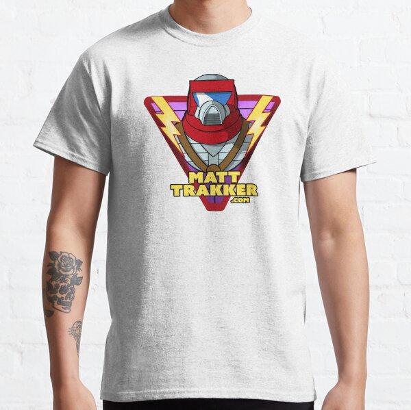 Matt Trakker.com Logo Classic T-Shirt