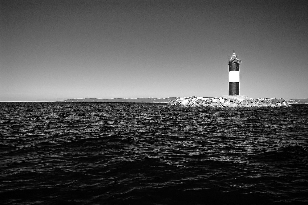 Sea lighter by bt-photography