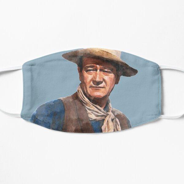 """John Wayne """"The Duke"""" - Watercolor Flat Mask"""