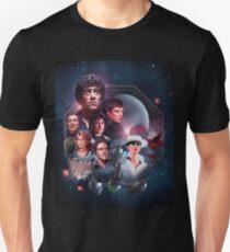 Blake's 7 Series 2 Montage Unisex T-Shirt