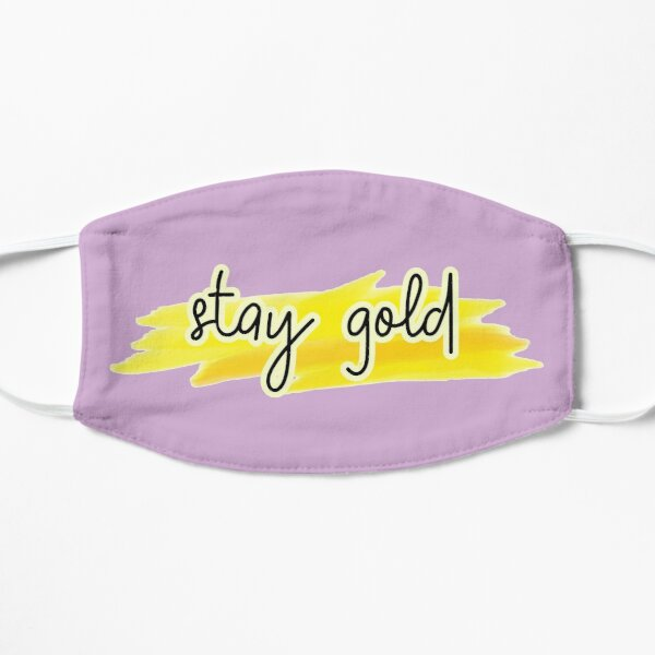 Stay Gold Ponyboy Face Masks Redbubble Share the best gifs now >>>. redbubble