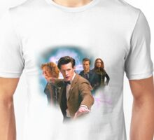 Doctor And Ponds Unisex T-Shirt