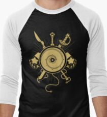 Gems Weapons Men's Baseball ¾ T-Shirt