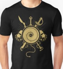Gems Weapons Unisex T-Shirt