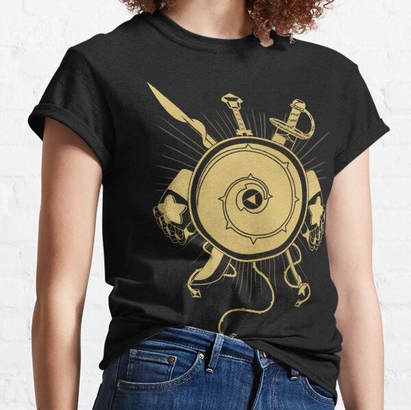 Gems Weapons Classic T-Shirt