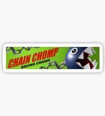 Mario Kart 8 Chain Chomp Sticker