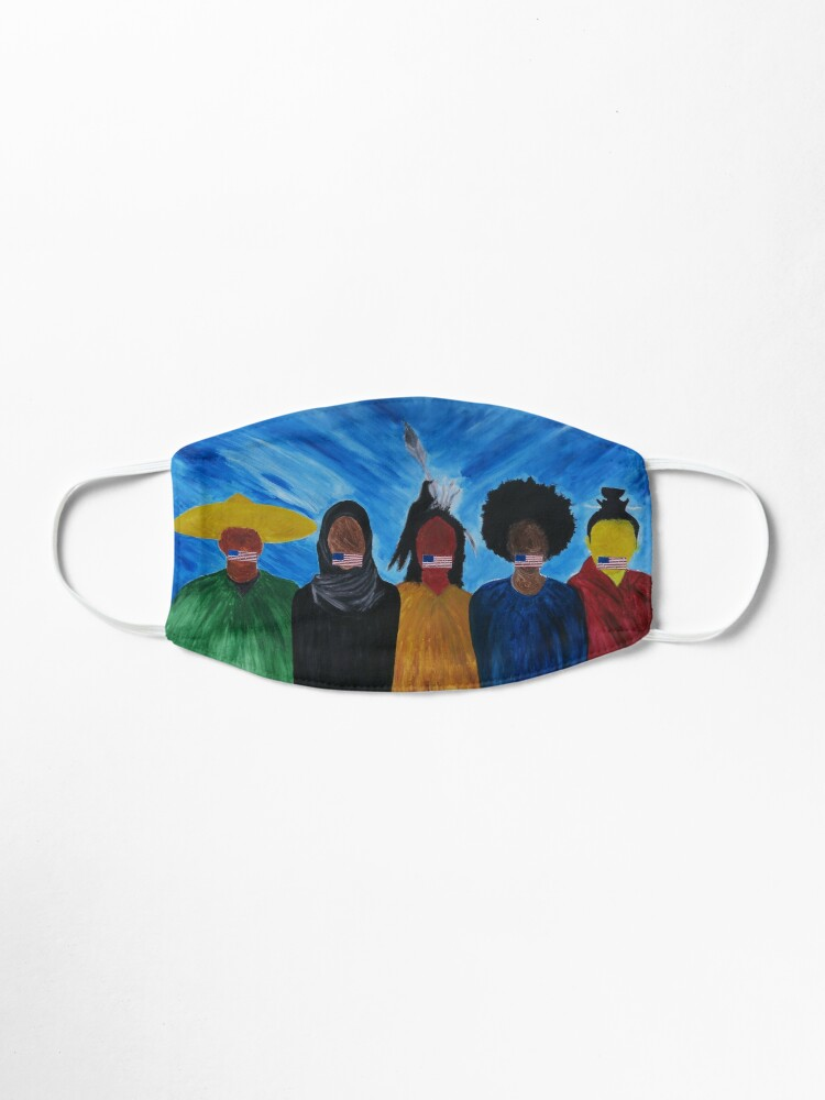 Alternate view of We The People - 1 Mask