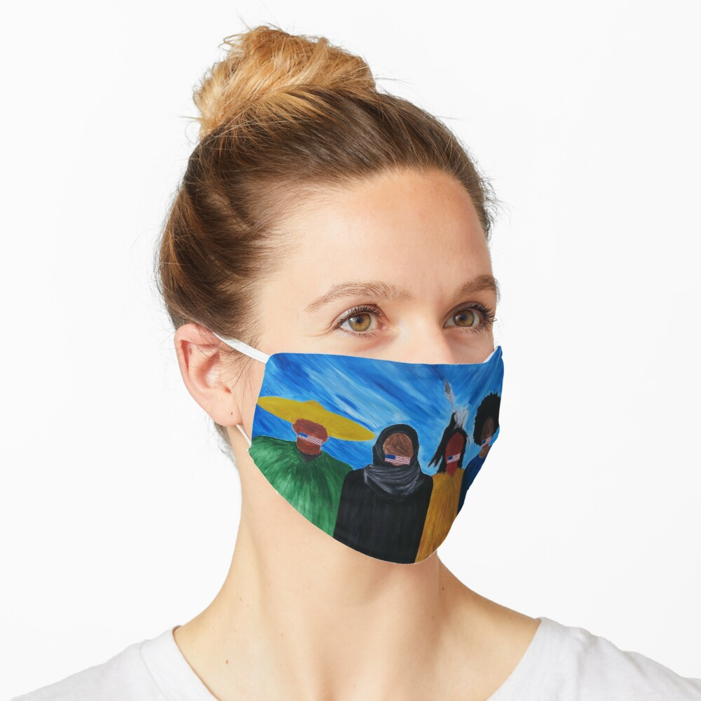 We The People - 1 Mask
