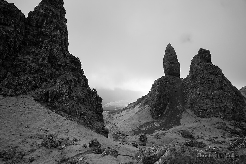 View from The Storr by Christopher Cullen