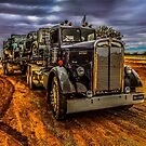 Truck Kenworth 1946 by JuliaKHarwood