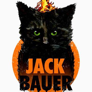 The Indestructible Jack Bauer by Motski