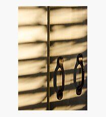 Morning light Photographic Print