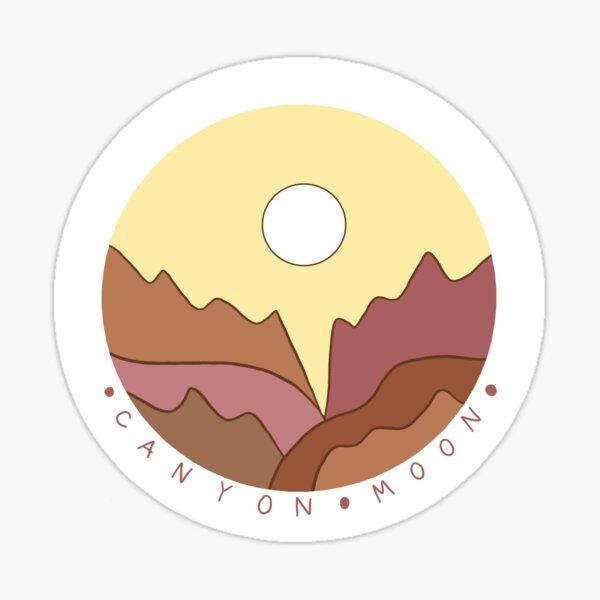 Canyon Moon Harry Styles Sticker