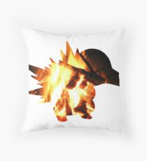 Cyndaquil used Ember Throw Pillow