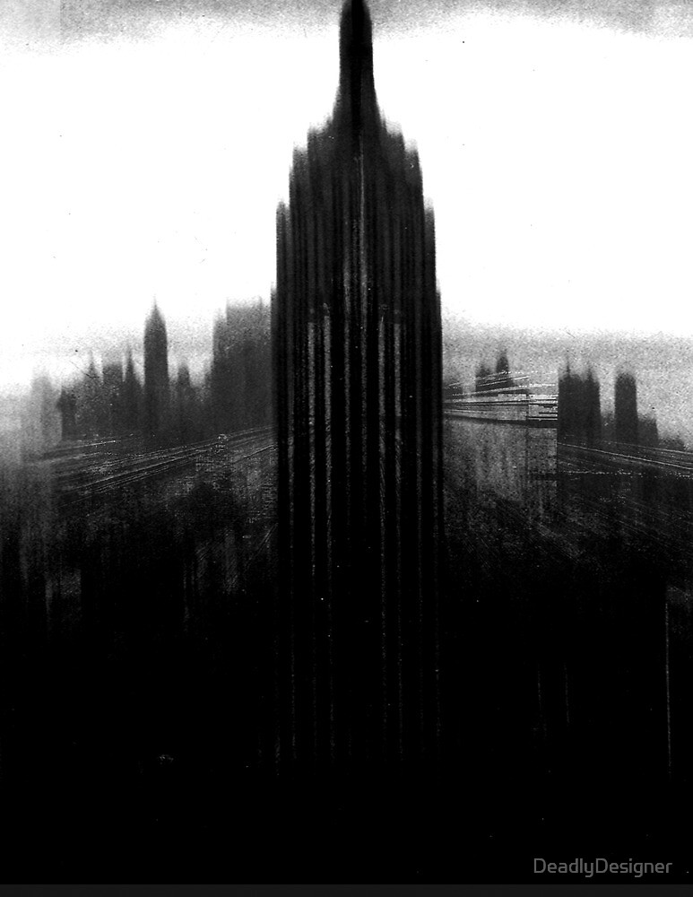 New York City by DeadlyDesigner