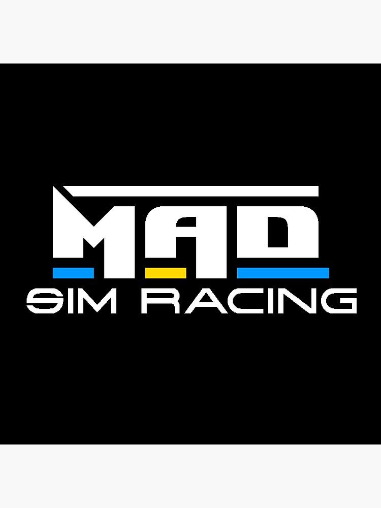 Mad Sim Racing Logo by BradleyB41