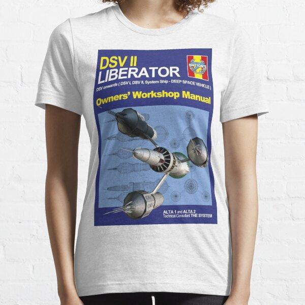 Blake's 7 Liberator  Essential T-Shirt