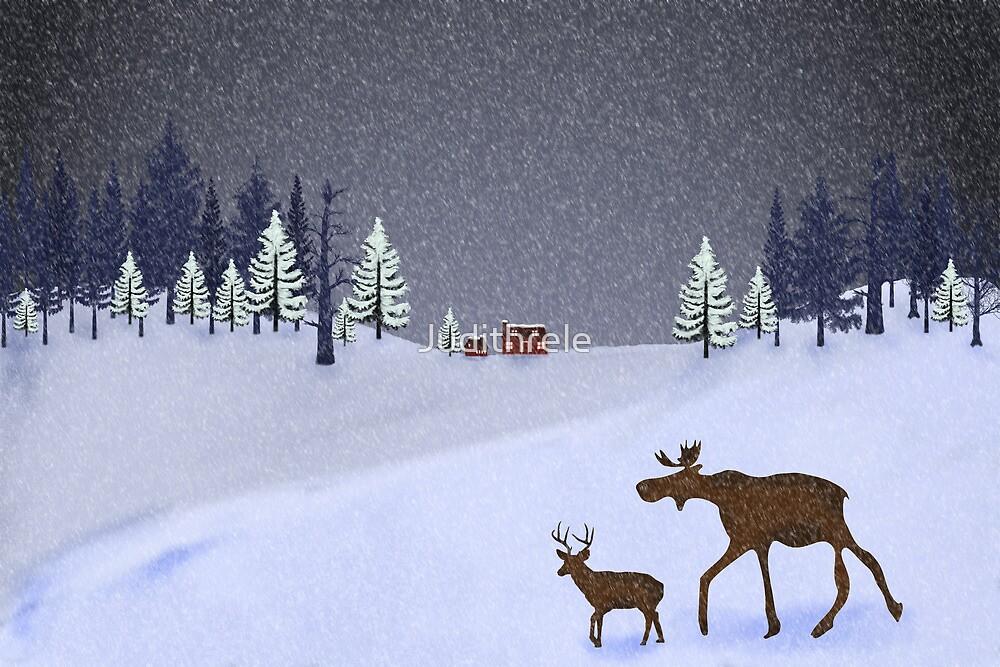 Snow beauty by Judithrele