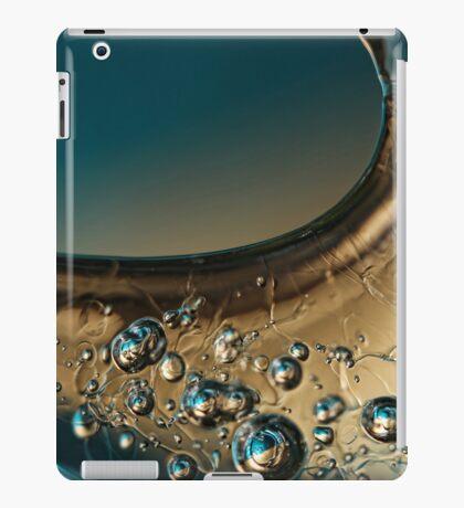Ice Blue iPad Case/Skin
