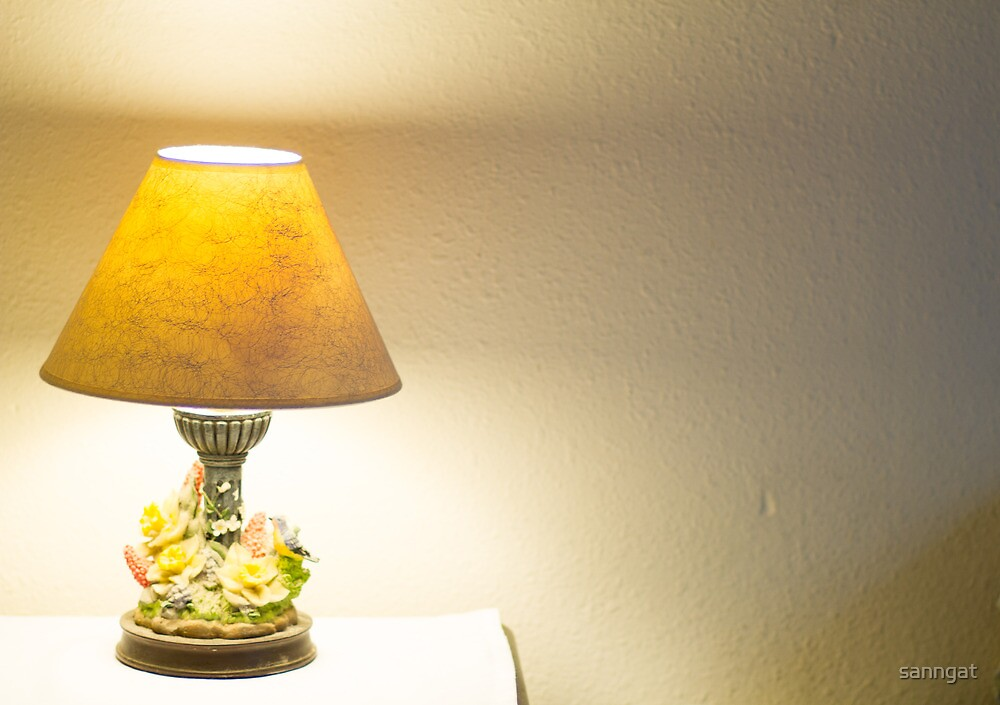 lampshade by sanngat