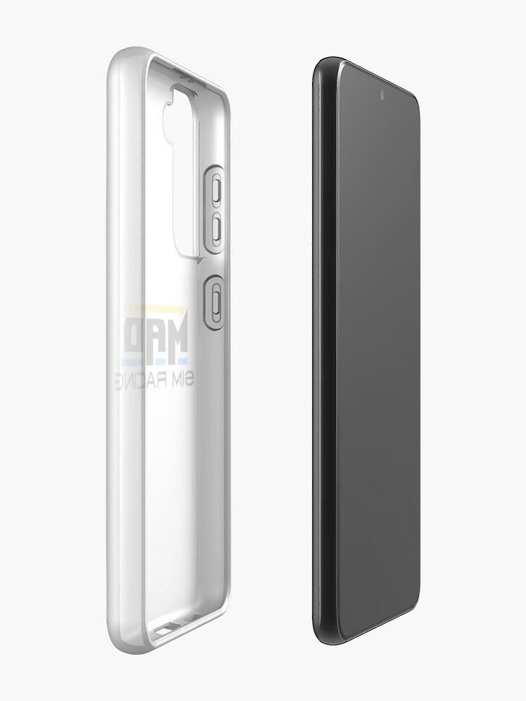 Alternate view of Team Logo 2 Case & Skin for Samsung Galaxy