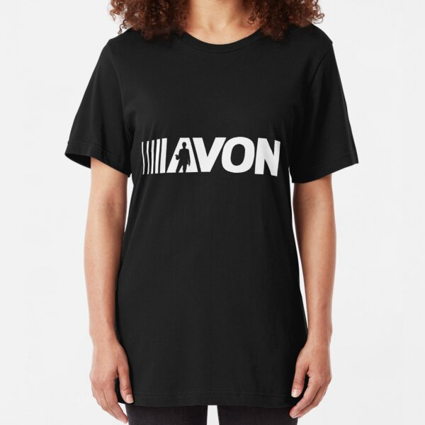 Blake's 7  Avon  Slim Fit T-Shirt