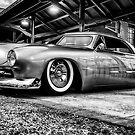 1951 Ford Coupe Dropped and Chopped in HDR by MKWhite