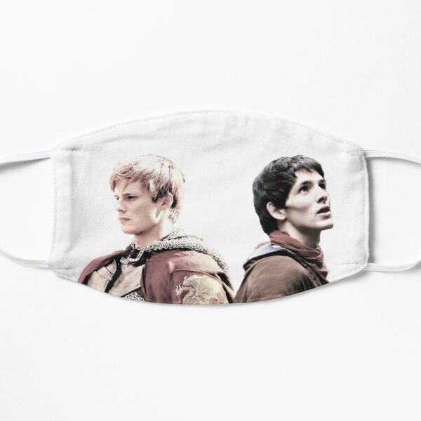 Merlin And Arthur Mask