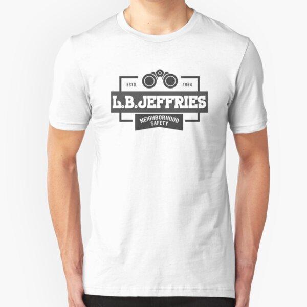 REAR WINDOW Slim Fit T-Shirt
