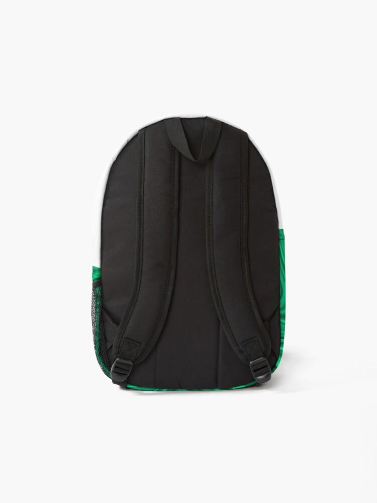 Alternate view of Lighter Malachite Backpack