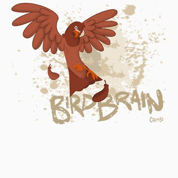 Crumbs: Birdbrain Tweak by Emmature