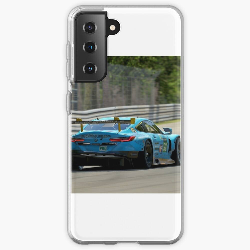 Mad Sim Racing 4 Case & Skin for Samsung Galaxy