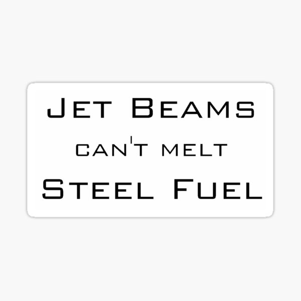 Jet Beams Sticker