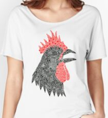 Cock-A-Doodle Women's Relaxed Fit T-Shirt