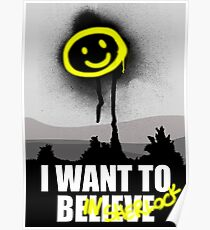 I want to believe in SHERLOCK Poster