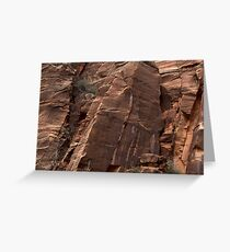 stacked rock Greeting Card