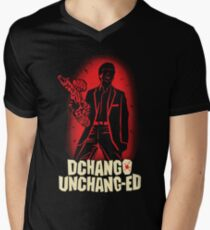 """Off the Chang..."" Men's V-Neck T-Shirt"