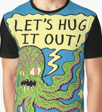Lets Hug It Out Graphic T-Shirt