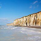 Chalk cliffs by Harald Walker