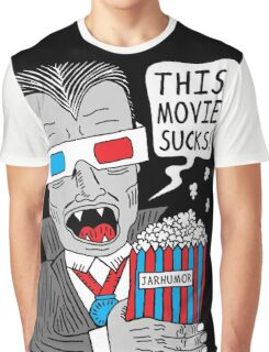 This Movie Sucks Graphic T-Shirt
