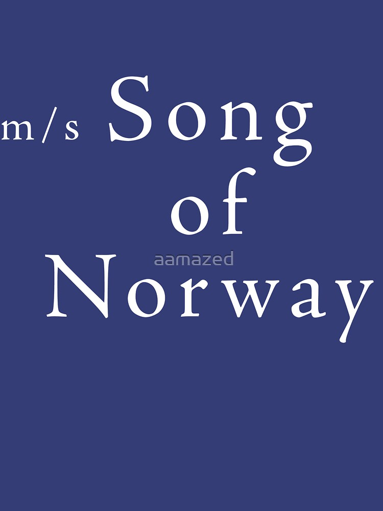 Song of Norway | Unisex T-Shirt