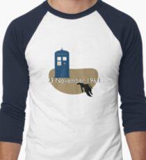 The First Adventure Men's Baseball ¾ T-Shirt