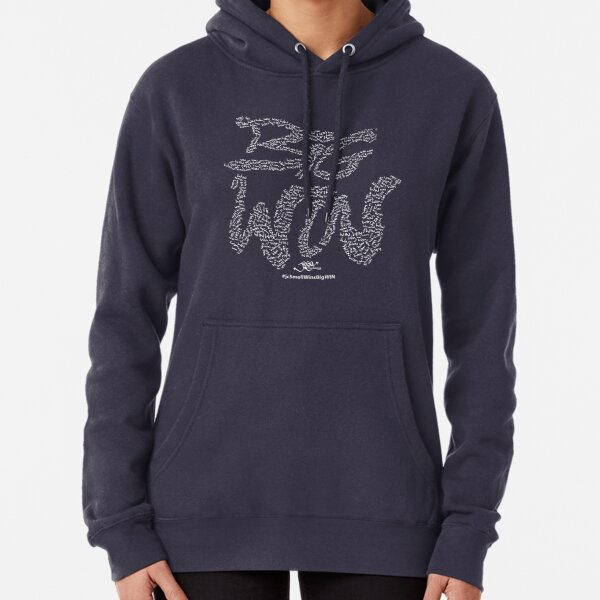 Small Wins, Big Win Pullover Hoodie